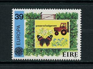 S631 Irlande 1986 Papillons 1v. MNH