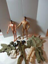 1996 Hasbro GI JOE & Formative Intl. Figurines, plus Clothes