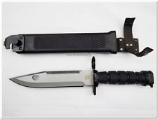 Chinese Army M95 Tactical Knife w/ Sheath - Quality Repro - Cn M95 - Factory New