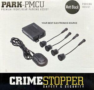 NEW Crimestopper PARK-PMCU Premium Front / Rear Parking Assist System