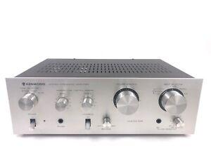 Kenwood KA-305 Hifi Verstärker (1979-81) Vintage Amplifier - Japan