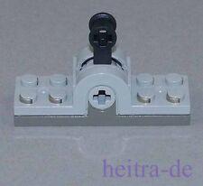 LEGO Technik-Pol-COMMUTATORE 9 Volt Grigio Chiaro poli inversione/6551c01 Merce Nuova