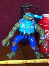 LEONARDO DIVER Original Action Figure Teenage Mutant Hero Turtles TMNT TMHT
