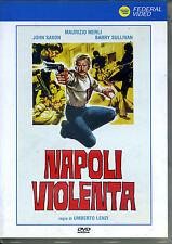 NAPOLI SPARA (1977) della federal video - DVD NUOVO