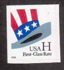 Scott #3268..(33) Cent...Uncle Sam's Hat...10 Stamps