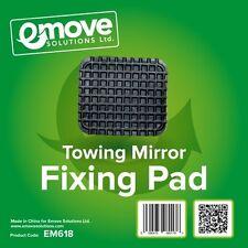 Universal Bracket Fixing Pads for Caravan Towing Mirror X 1 - EM618