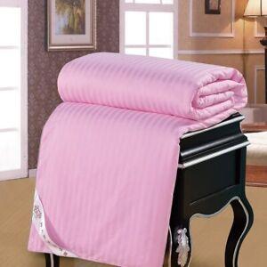Mulberry Silk Quilts Hand Work Silk Comforter Duvet Cover Silk Blanket Bedding