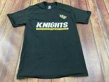 UCF Knights Men's Black T-Shirt - Hanes Beefy-T - Medium
