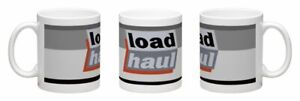 LOADHAUL MUG - WRAP AROUND DESIGN NEW BR BRITISH RAIL CLASS 37 56 60