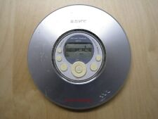 Sony Walkman D-Ne326Ck Portable Cd Player Atrac 3 Plus Mp3