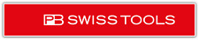 "PB Swiss Tools Tool Car Bumper Window Tool Box Sticker Decal 8""X2.5"""
