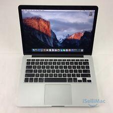 "Apple 2013 MacBook Pro Retina 13"" 2.6GHz I5 256GB SSD 8GB ME662LL/A + C Grade"