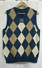 Club Room Sweater Vests - V neck