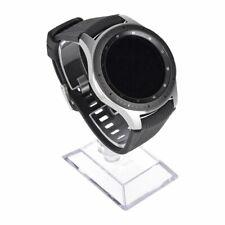 Samsung SM-R805 Galaxy Watch 46 mm LTE Vodafone schwarz silber wie neu