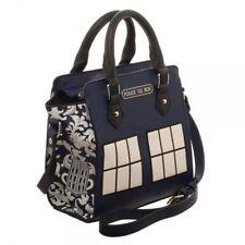 Licensed Doctor Who TARDIS Combination Mini Brief Cross Body Handbag Satchel