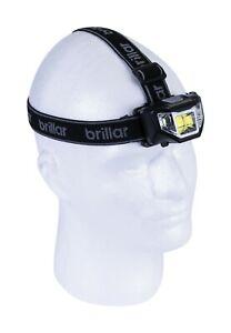 5 Mode Handsfree LED Headlamp Headlight Work Light Torch Hiking Running Cycling