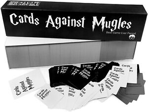 Cards Against 1356 Harry Potter Cards Adult PACK Edition Party Game SEALED AU