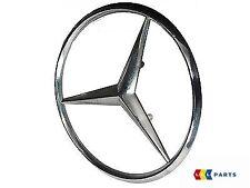 NUOVO Originale Mercedes Benz MB C e W124 W202 Posteriore Stivale Bagagliaio Star Badge Emblema