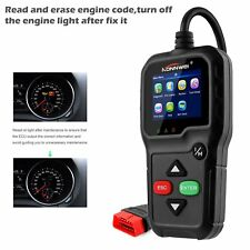 NW OBD2 Professional Universal Car Diagnostic Scanner Data Auto Code Reader Tool