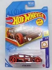 2021 Hot Wheels ~ Lethal Diesel ~ Track Stars 3/5 ~ Best for Track ~ Card 74/250