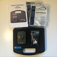 New Tens Unit 3000 Analog Unit with Electrodes Pads