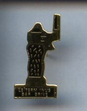 RARE PINS PIN'S .. ALCOOL BIERE BIER BEER  POMPE BRIVE 19  ~3B