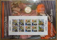 Numisblatt 1 / 2016 Rotkäppchen 20 € 925 Silber Münze Gedenkmünze Bestzustand