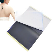 5 Sheets Tattoo Transfer Carbon Paper Supply Tracing Copy Body Stencil Useful