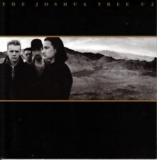 U2 - THE JOSHUA TREE D/Remaster CD ~ BONO~THE EDGE *NEW*