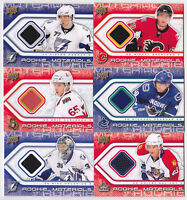 09-10 Upper Deck Dmitry Kulikov Jersey Rookie Materials Panthers 2009
