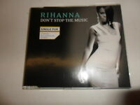 Cd   Rihanna  ‎– Don't Stop The Music