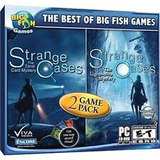 Strange Cases The Tarot Card Mystery & The Lighthouse Mystery PC Games Windows