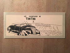 Pastiche Tintin - Les Aventures de Tintin à Hollywood - 1988 - NEUF