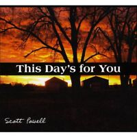 SCOTT POWELL - This Day's For You CD New Sealed Ships 1st Class Digipak