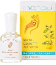 Ikarov Nail Strengthening Oil 100% Natural cuticle care 0.34oz/10ml