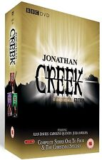 Jonathan Creek - Complete Series 1-4 Specials Boxset 1977 NEW DVD