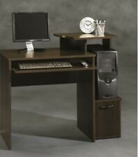 SAUDER Beginnings Collection 42 in. Student Desk with Hutch in Cinnamon Cherry