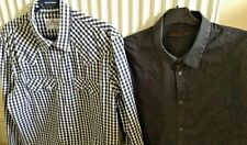 LEVI STRAUSS & CO TWO SHIRTS 40INCH CHEST.