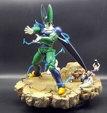 Only 1 Left! Dragon Ball Z 1/6 Lightning Cell Resin GK Collection Scale Statue
