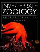 Invertebrate Zoology by Edward E. Ruppert; Robert D. Barnes