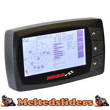 Koso GPS Lap Timer With Transmitter Beacon Race Track Bike Car GSXR R1 CBR ZX R