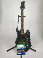 Like New Xbox One Guitar Hero Live Bundle Guitar + Game + Strap + Dongle