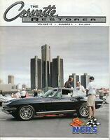 2004 National Convention in Windsor - The Corvette's Restorer Vol 31, #2, 2004