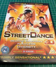 Street Dance 3D 2 discs DVD