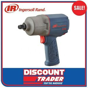 """Ingersoll Rand Pneumatic 1/2"""" Air Impact Wrench Impactool 2235TiMAX"""