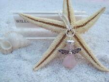 Rose Quartz Fine Gemstone Pendants