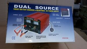 Dual Source Charger Power Supply by Baxters