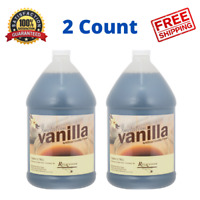2 PACK 1 Gallon Imitation Vanilla for Cookies Cakes or Cupcakes