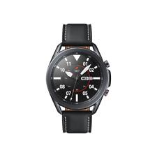 Samsung Galaxy Watch 3 45mm Black Smartwatch LTE Mystic Black SM-R845UZKAXAR