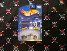2000 Hot Wheels Blast Lane Blue